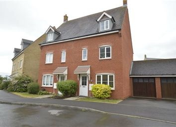 Thumbnail 3 bedroom semi-detached house for sale in Greenacre Way, Bishops Cleeve