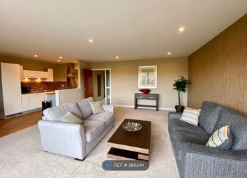 Thumbnail 2 bed flat to rent in Glasgow Harbour Terrace, Glasgow