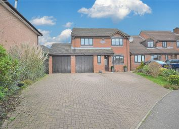 Thumbnail 4 bed detached house for sale in Tanfield Lane, Rushmere, Northampton