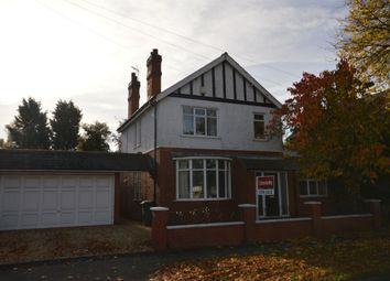 Thumbnail 4 bed detached house for sale in Glenville Avenue, Glen Parva, Leicester
