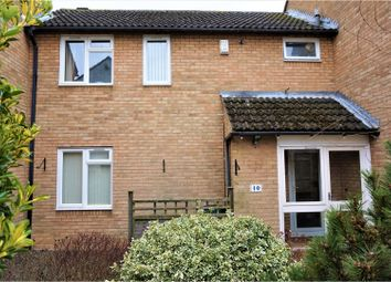 Thumbnail 3 bedroom terraced house for sale in Tintagel Court, Peterborough