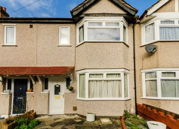 Thumbnail 3 bed terraced house for sale in Tennyson Avenue, New Malden