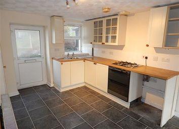 Thumbnail 1 bedroom terraced house to rent in Bryn Terrace, Six Bells, Abertillery.