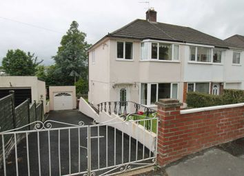 Thumbnail 3 bed semi-detached house for sale in Merafield Drive, Plympton