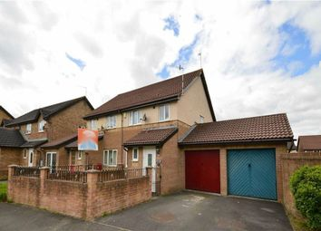 Thumbnail 3 bed semi-detached house for sale in Broad Haven Close, Penlan, Swansea, West Glamorgan