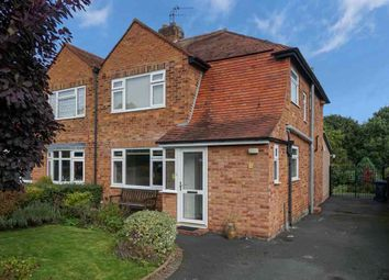 Thumbnail 3 bed semi-detached house to rent in Copthorne Park, Shrewsbury