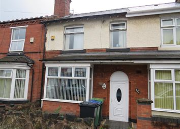 Thumbnail 4 bedroom terraced house for sale in Wharfedale Street, Wednesbury