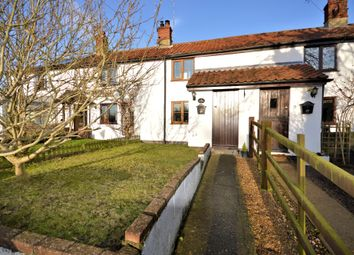 Thumbnail 2 bedroom terraced house for sale in Low Road, North Tuddenham, Dereham