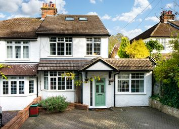 Thumbnail 4 bed semi-detached house for sale in Upper Ashlyns Road, Berkhamsted