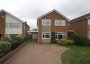 Thumbnail 3 bed detached house for sale in Copsewood Avenue, Nuneaton