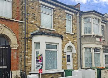 Thumbnail 3 bed terraced house for sale in Sixth Avenue, Manor Park, London