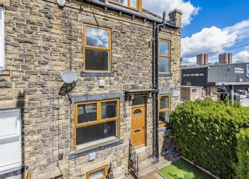 Thumbnail 2 bed end terrace house for sale in Baden Terrace, Bramley
