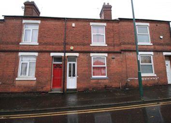 3 bed terraced house for sale in Shelton Street, Nottingham NG3