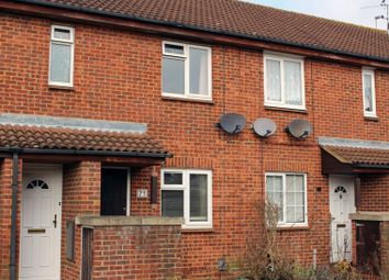 Thumbnail 1 bed flat for sale in Coppice Way, Aylesbury