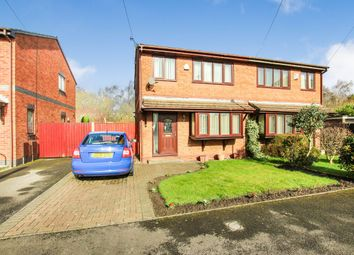 Thumbnail 3 bed semi-detached house for sale in Brookside Way, Haydock, St. Helens