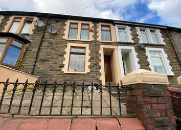 3 bed terraced house for sale in Cwmparc -, Cwmparc CF42