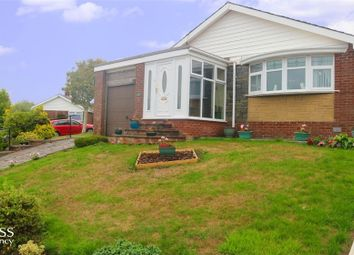 Thumbnail 3 bed detached bungalow for sale in Redoak Avenue, Barrow-In-Furness, Cumbria