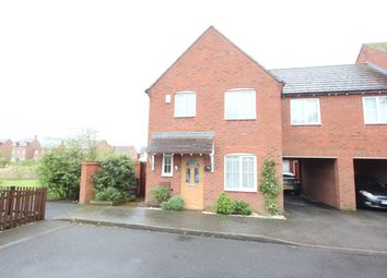 Thumbnail 4 bed detached house to rent in Paddock Way, Hinckley, Leicestershire