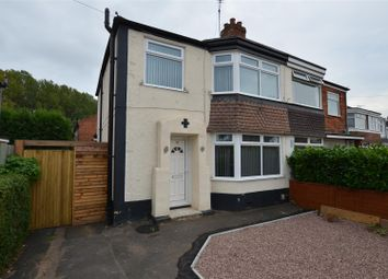 Thumbnail 3 bed property for sale in Coronation Road, Stafford