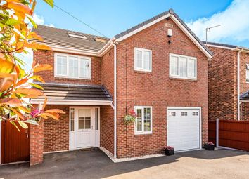 Thumbnail 6 bed detached house for sale in Lingwell Gate Lane, Outwood, Wakefield
