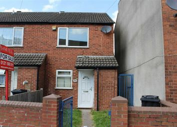 Thumbnail 2 bedroom town house to rent in Dartmouth Street, West Bromwich
