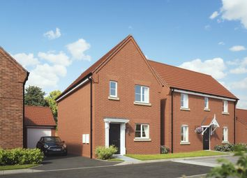 Thumbnail 3 bed detached house for sale in Newfield Rise, New Street, Measham