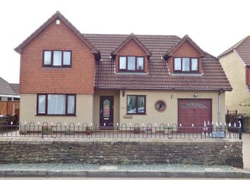 Thumbnail 4 bed detached house for sale in Dragon Road, Winterbourne, Bristol