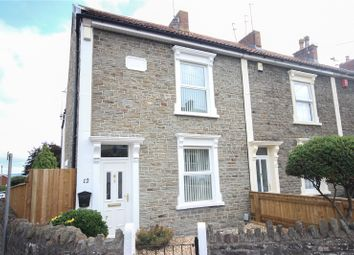 Thumbnail 2 bed end terrace house for sale in Honey Hill Road, Kingswood, Bristol