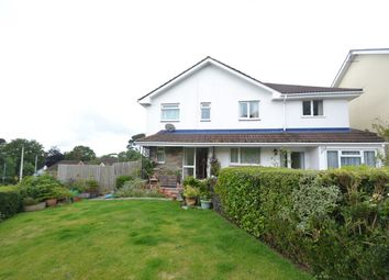 Thumbnail 5 bed detached house for sale in Elgar Close, Barnstaple