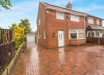 Thumbnail 3 bed semi-detached house for sale in Chorley Lane, Charnock Richard, Chorley