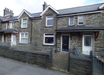 Thumbnail 2 bed terraced house for sale in Park Square, Blaenau Ffestiniog, Gwynedd
