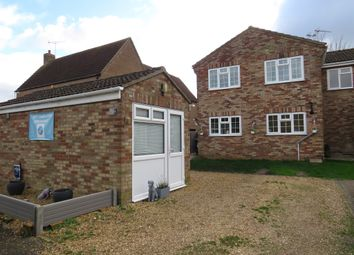 Thumbnail 3 bed semi-detached house for sale in New Road, Mepal, Ely