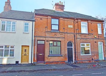 Thumbnail 2 bed terraced house for sale in Loughborough Road, Mountsorrel, Loughborough, Leicestershire
