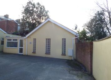 Thumbnail Bungalow to rent in St. James Road, Exeter