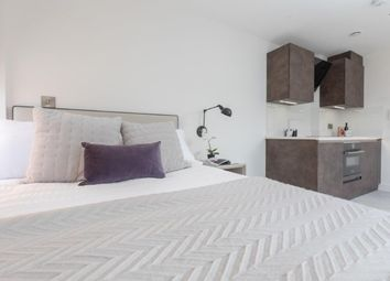 2 bed flat for sale in The Madison, Marsh Wall, London E14