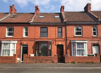 Thumbnail 3 bed terraced house to rent in Wells Road, Glastonbury