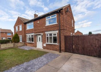 Thumbnail 3 bed semi-detached house to rent in Gainford Road, Billingham