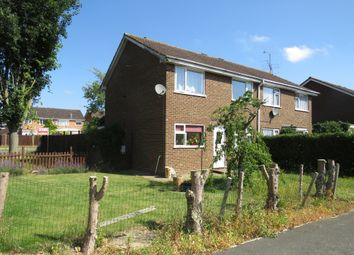 Thumbnail Semi-detached house for sale in Morris Walk, Newport Pagnell