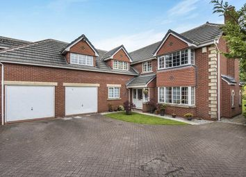 Thumbnail 5 bed detached house for sale in The Copse Orrell Road, Orrell, Wigan