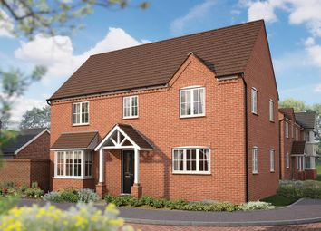 "Thumbnail 4 bedroom detached house for sale in ""The Montpellier"" at Haughton Road, Shifnal"