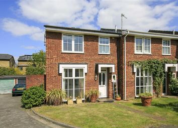Thumbnail 3 bed end terrace house for sale in Cadogan Close, Teddington