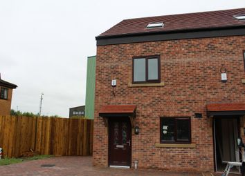 Thumbnail 3 bed semi-detached house for sale in Wakefield Road, Hemsworth
