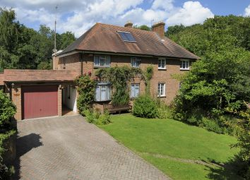 Thumbnail 4 bed semi-detached house for sale in New Road Cottages, Herne Road, Herne Bay, Kent