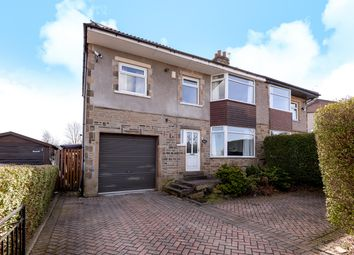 Thumbnail 4 bed semi-detached house for sale in Leafield Way, Bradford