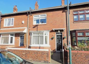 Thumbnail 3 bed terraced house for sale in Talbot Road, South Shields