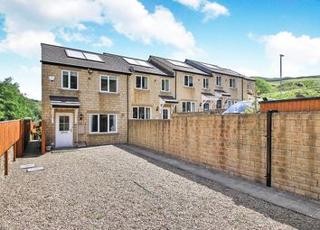 Thumbnail 2 bed terraced house for sale in Jubilee Way, Todmorden