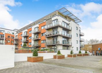 Thumbnail 1 bed flat for sale in Mistral, Ocean Village Marina, Southampton