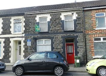 Thumbnail 3 bed terraced house for sale in Meadow Street, Treforest