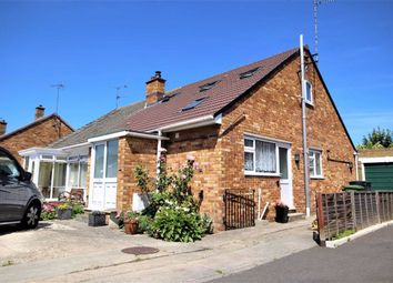 Thumbnail 3 bed semi-detached bungalow for sale in Weedon Road, Swindon