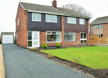 Thumbnail 3 bed semi-detached house for sale in Barnsfold, Fulwood, Preston, Lancashire